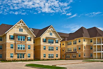 KWA Construction Completes Austin College Student Housing