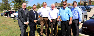 Heritage Village Residences Groundbreaking