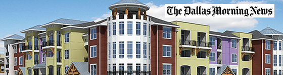 Construction starts on third phase of Hebron 121 Station apartment community in Lewisville ( The Dallas Morning News)