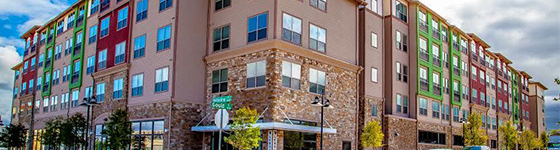 The Belleview Apartments Announced as Finalists for NAHB's 2015 Pillars of the Industry Award, Best Affordable Apartment Community