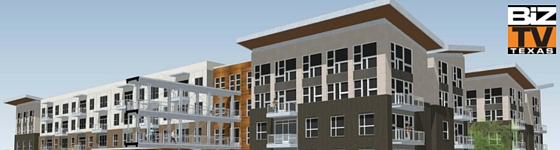 Construction of Fort Worth's Oleander Apartments Begins (Texas Business TV)
