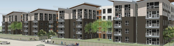 Construction of Fort Worth's Oleander Apartments Begins