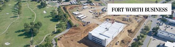 Arlington Commons Construction Progressing (Fort Worth Business)