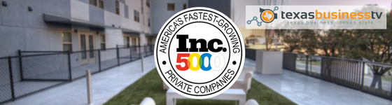 KWA Construction Named to Inc. 5000 Fastest Growing Companies List (Texas Business TV)