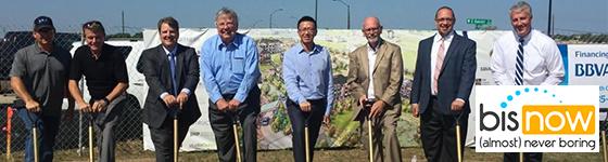 Master Planned Community In Fort Worth Breaks Ground (BisNow)