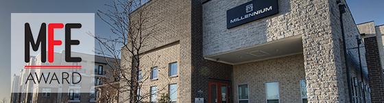 Millennium Apartments Receives Multifamily Executive Award