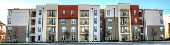 KWA Construction Completes Post Oak Apartments