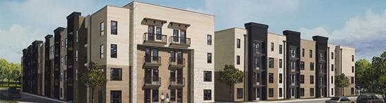 KWA Construction Begins Post Oak Apartments
