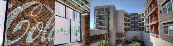 Historic Coca-Cola Bottling Plant Transforms Into HIGHPOINT Urban Living