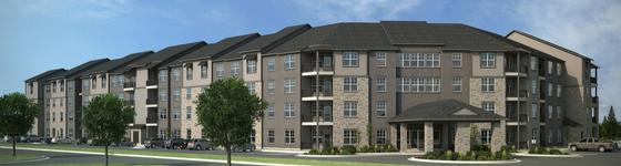 KWA Construction Breaks Ground on Firewheel Senior Living Residences