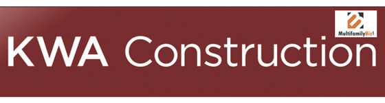 KWA Construction Recognized as One of the Top Ethically-Driven Companies in North Central Texas (MultiFamilyBiz.com)