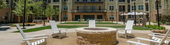 Arlington: KWA Construction Completes Phase I of Arlington Commons (Virtual Builders Exchange)