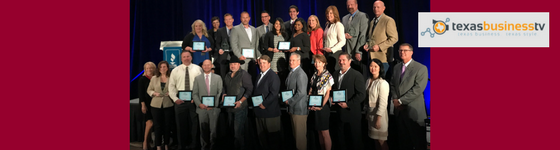 KWA Construction is acknowledged at the Torch Awards (Texas Business TV)