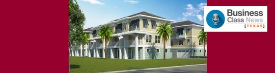 DFW Metroplex Gets Apartments of Award-Winning Architectural Design (Business Class News)
