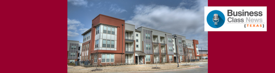 KWA Construction Completes Phase I of Renaissance Heights Apartments (Texas Business Class News)