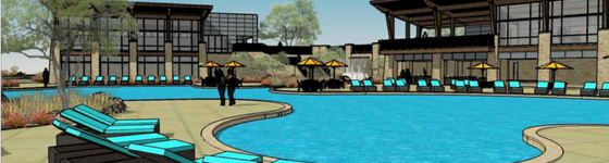 Wylie: KWA Construction Breaks Ground on Amenities Center in Huffines Signature Community (Virtual Builders Exchange)