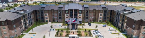 KWA Completes 243-Unit Seniors Housing Community in Metro Dallas (REBusinessOnline)