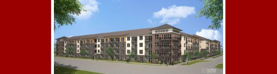 KWA Construction Breaks Ground on Luxurious HUB 121 Multifamily Housing Community at McKinney's Craig Ranch