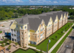 KWA Construction Completes Austin College Student Housing, The North Flats, Just in Time for the New Semester