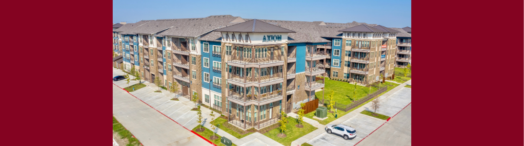 KWA Construction Completes Axiom HUB 121 at McKinney's Craig Ranch