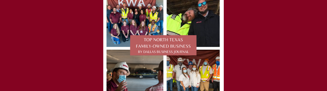 North Texas Family-Owned Businesses (Dallas Business Journal)
