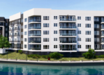 $46M Waterfront Apartment Project in Irving Passes Halfway Mark (Dallas Business Journal)