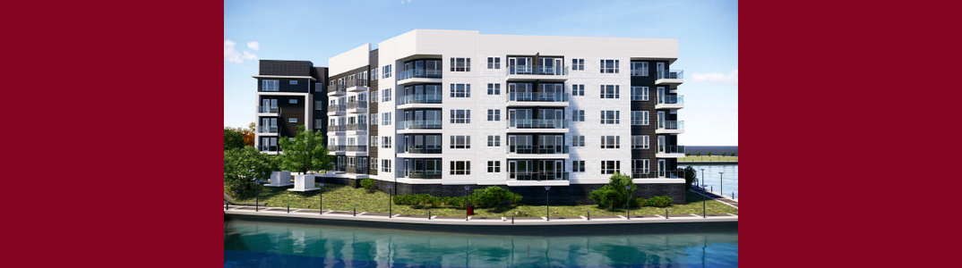 KWA Construction Tops Out on 880 LYN, an Upscale Waterfront Community in Irving